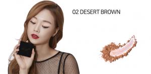 EXPERT SINGLE SHADING 02 - DESERT BROWN