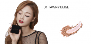 EXPERT SINGLE SHADING 01 - TAWNY BEIGE