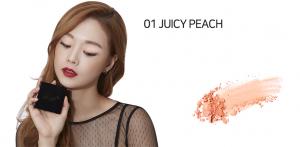 EXPERT SINGLE CHEEK 01 - JUICY PEACH