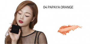 EXPERT SINGLE SHADOW 04 - PAPAYA ORANGE