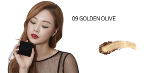 EXPERT SINGLE SHADOW 09 - GOLDEN OLIVE