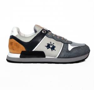 Sneaker capitano/perla La Martina