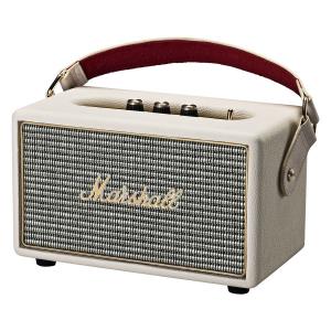 Marshall Kilburn crema - altoparlante stereo bluetooth portatile