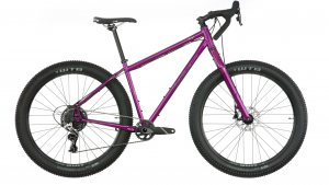 Salsa Fargo 27,5+ Purple Edition