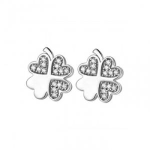 ROSATO-Orecchini in argento