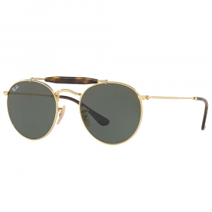 Ray-Ban RB3747 50-21 Round D. Bridge