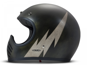 Casco Integrale DMD Handmade Seventyfive Double in carbonio Nero