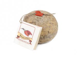 Pecorino di Rocca con Peperoncino - 500gr circa