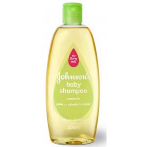 Johnsons Camomile Shampoo 500ml