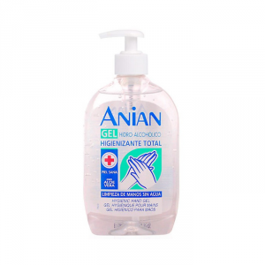 Anian Higienic Hand Gel 500ml