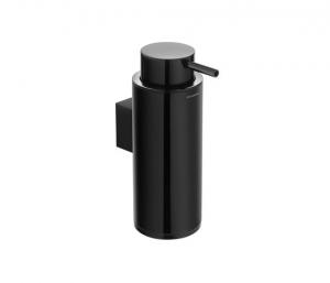 Dispenser a parete per il bagno serie Black & White Cosmic