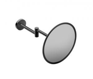 Specchio ingranditore a parete per il bagno serie Black & White Cosmic