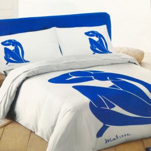 Set lenzuola matrimoniale 2 piazze Quadri D'Autore - NUDO di Matisse