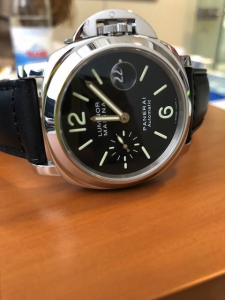 Orologio secondo polso Officine Panerai Pam00104