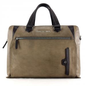 Briefcase Piquadro  CA3800W73 TORTORA