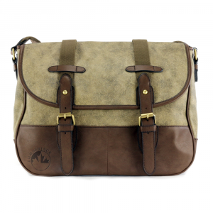 Sac à business Lumberjack  K290772 Marrone
