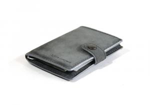IClutch nubuk classic/coins - grigio