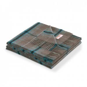 Plaid 130x180 cm puro cashmere MARZOTTO-LANEROSSI Fenice marrone
