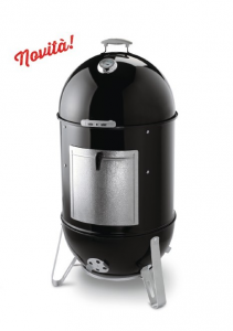 Affumicatore a carbone Weber - Smokey Mountain Cooker  ø 47 cm - Color Nero
