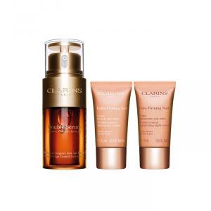 Clarins Double Serum Complete Age Control Concentrate Set 3 Parti 2018