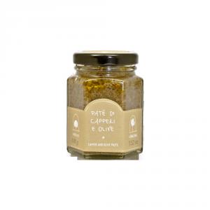 Patè di capperi e olive - 100gr