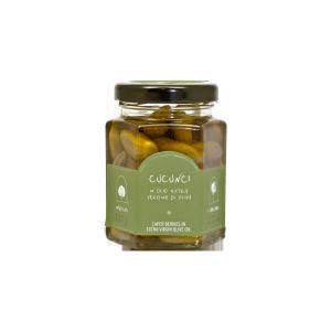 Cucunci in olio extravergine di oliva - 240gr