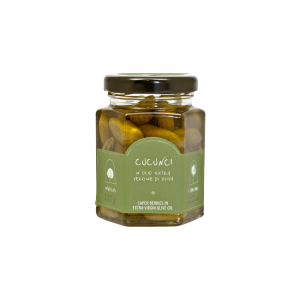 Caper Berries in extra virgin olive oil - 240g