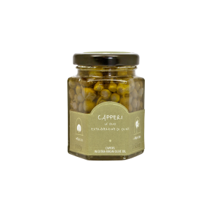 Capers in extra virgin olive oil - 100g