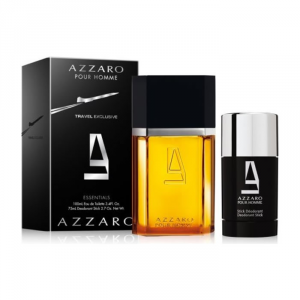 Azzaro For Men Eau De Toilette Spray 100ml Set 2 Parti 2018