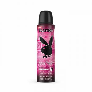 Playboy Super Woman Deodorante Spray 150ml