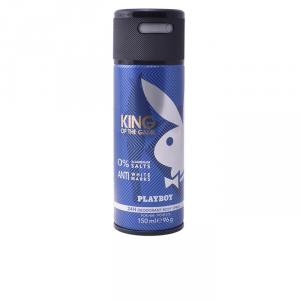 Playboy King Of The Game Deodorante Spray 150ml