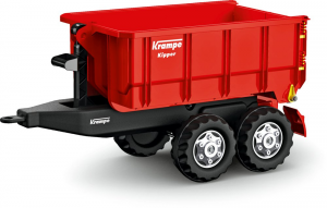 ROLLY TOYS RIMORCHIO KRAMPE ROLLYCONTAINER 123223