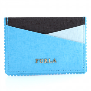 Porte cartes de crédit Furla PAPERMOON 740872 ATLANTIC