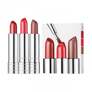 Clinique Long Last Lipstick Trio Set 3 Parti 2018