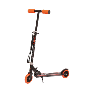 MONOPATTINO RAPTOR 120 - RALLY COLORE NERO/ARANCIO