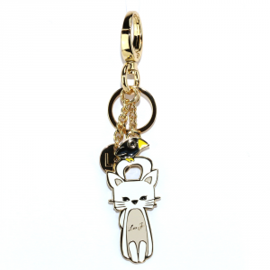 Key ring Liu Jo  A16164 A0001 WHITE
