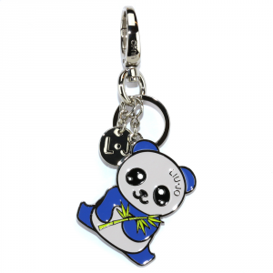 Key ring Liu Jo PANDA N67113 A0001 BRIGHT BLUE
