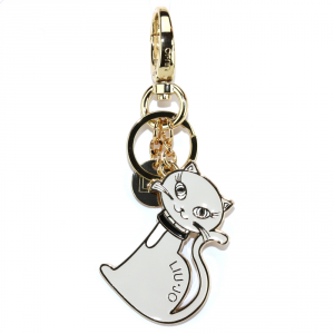 Porte-clées Liu Jo CAT N67110 A0001 GLASS