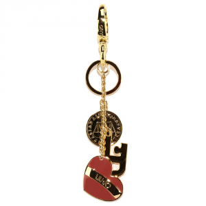 Key ring Liu Jo HEART N66154 A0001 MINERAL HEART