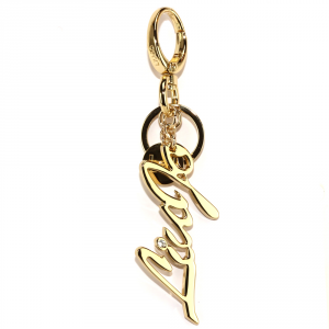 Porte-clées Liu Jo KEY RING N17158 A0001 LIGHT GOLD