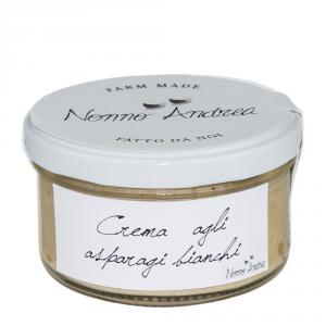 Crema agli Asparagi Bianchi - 150gr