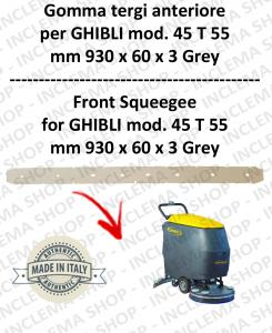 SERIE 1 45 T 55 Vorne sauglippen für scheuersaugmaschinen GHIBLI