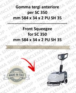 SC 350 Vorne Sauglippen für scheuersaugmaschinen NILFISK