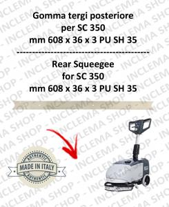 SC 350 Bavette arrière pour autolaveuses NILFISK