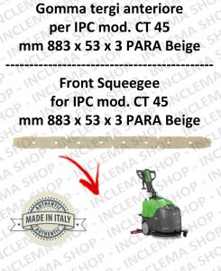 CT 45 Vorne Sauglippen für Scheuersaugmaschinen IPC