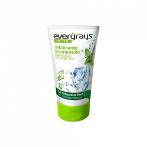 EVERYRAYS FOOT CARE - GEL RINFRESCANTE PIEDI