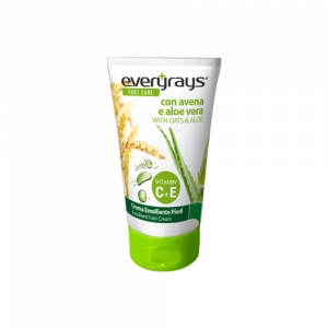 EVERYRAYS FOOT CARE - CREMA EMOLIENTE PIEDI