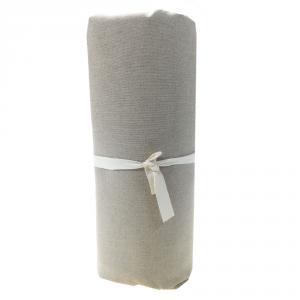 Telo arredo Foulard Copritutto per divano o poltrona Tortora Unito | 2 misure