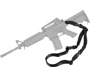OPENLAND GUN SLING 1 POINT BK