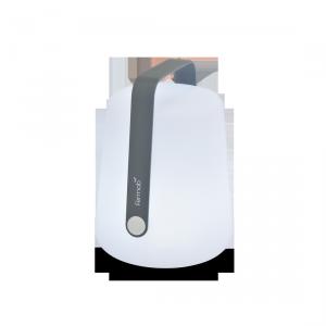 Lampada a LED senza fili - FERMOB - ricarica USB - color Grigio Antracite H25
